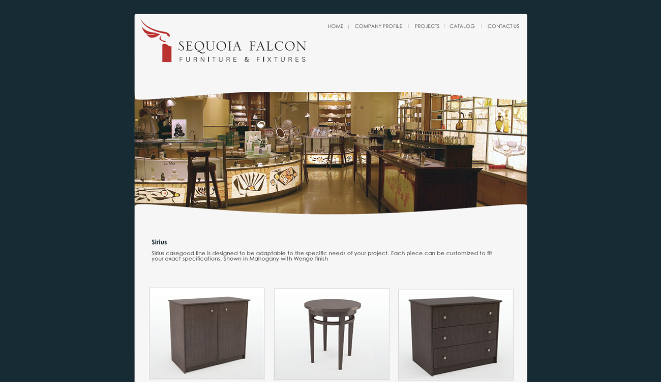 Sequoia Falcon Furnitures